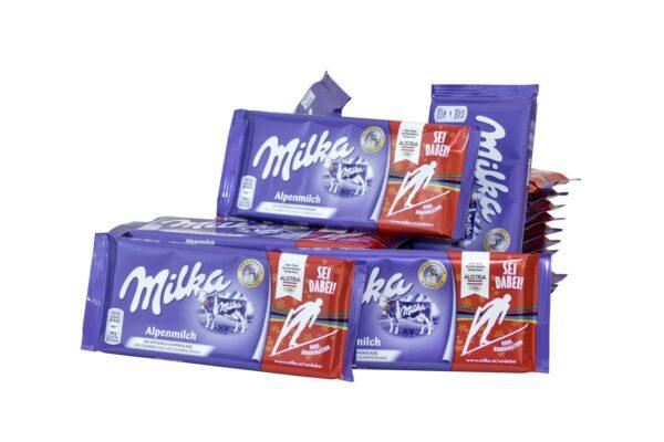 Milka Alpenmlich 1