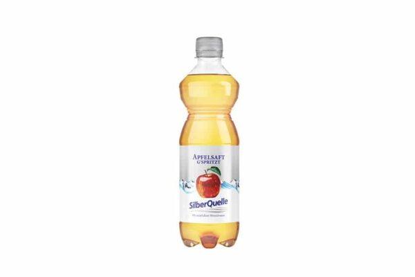 Apfelsaft gspritzt Pet 500-ml 1