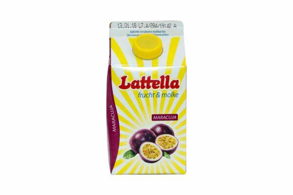 Lattella Frucht Molke 1