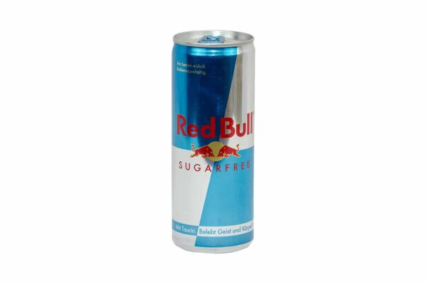 Red Bull Sugar Free 1