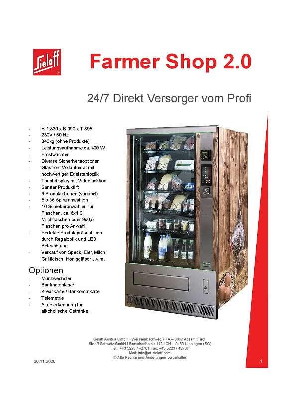 Farmer Shop 2.0 2