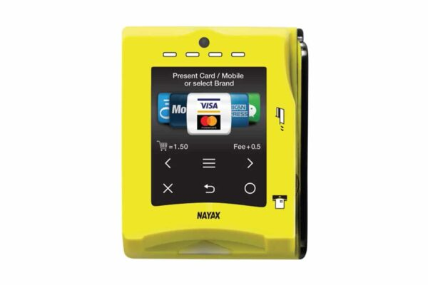 Nayax OnePager VPOS Touch 1